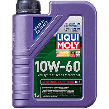 Liqui moly Synthoil Race Tech GT1 10W60 1л